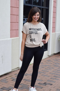 Weekend Lover's Graphic Tee