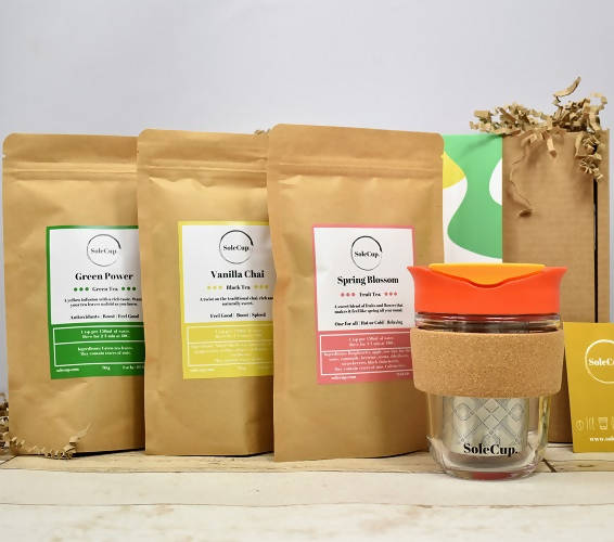 SoleCup Loose Tea Bundle Set