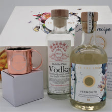 Load image into Gallery viewer, Dirty Vodka Martini Cocktail Box