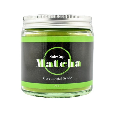 Ceremonial Grade Matcha Powder