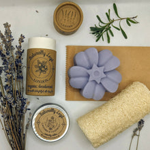 Load image into Gallery viewer, The Lavender Bathroom Box