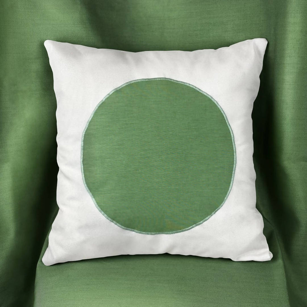 RAY C - Cushion Cover - Green