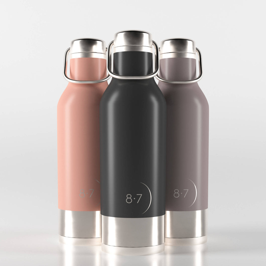 8.7 LIVING 500ml Insulated Bottle