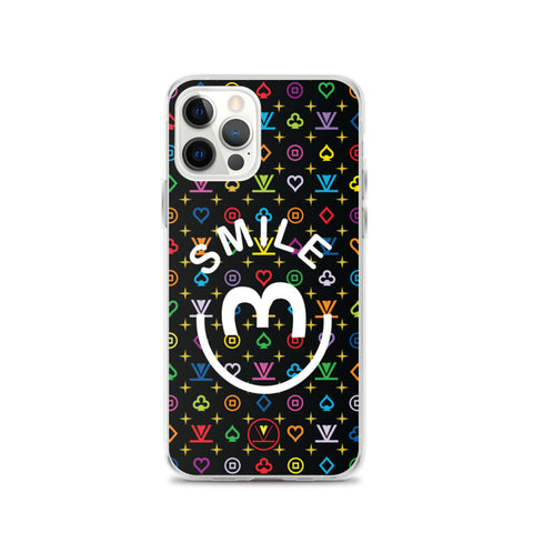 VKD iPhone Case - Smile (Black)