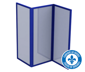 Murs de protection en Plexiglass