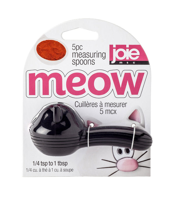 Meow Measuring Spoons- 5 pc