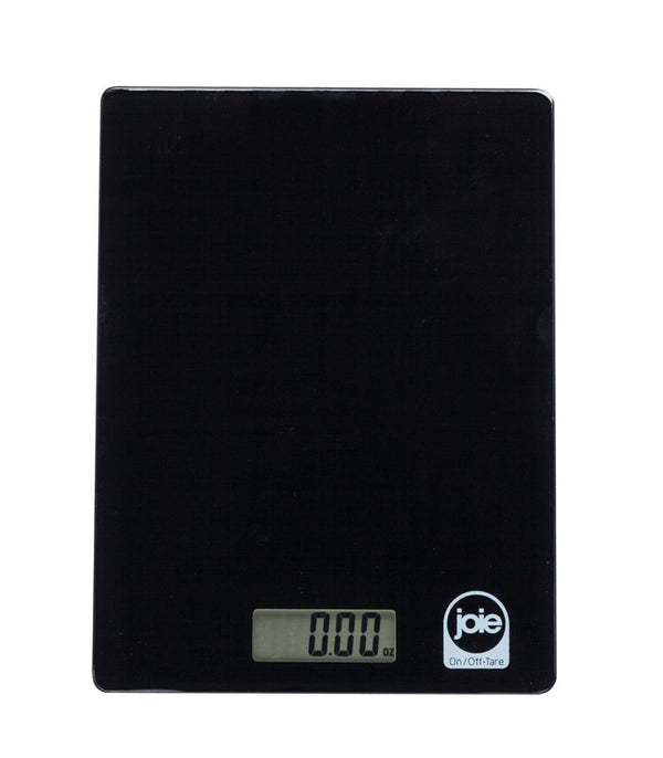 Digital kitchen scale black