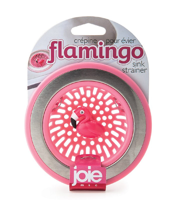 Flamingo sink strainer
