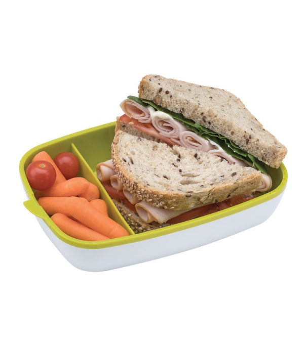 sandwich & snack on the go