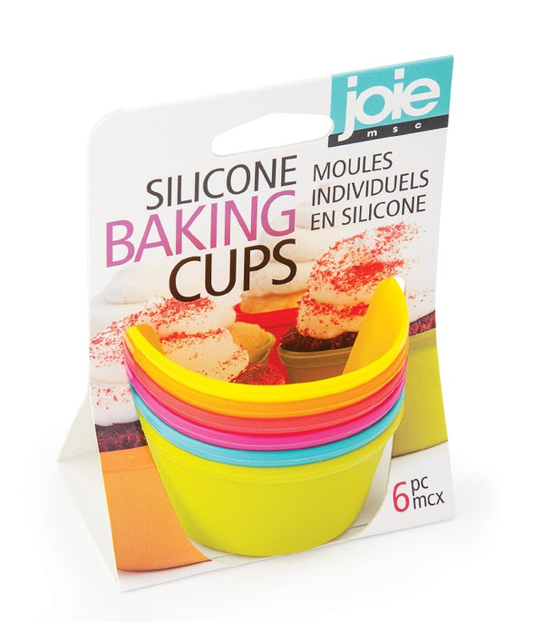 Silicone Baking Cups Two Tone