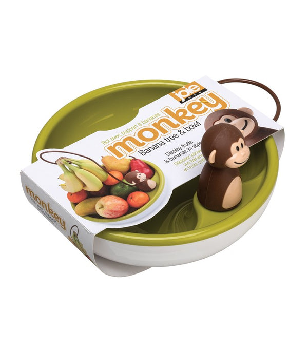 Monkey - Tree Fruit Bowl