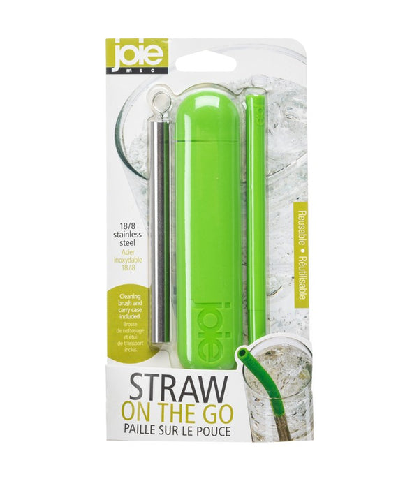 Straw On The Go
