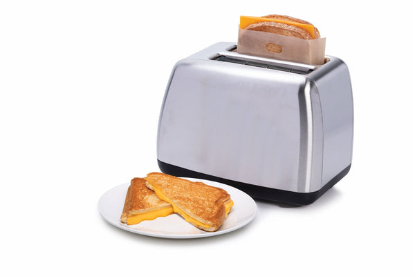 Grill cheese toaster bags-4pc