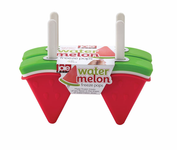 Watermelon Freeze Pops-4pc
