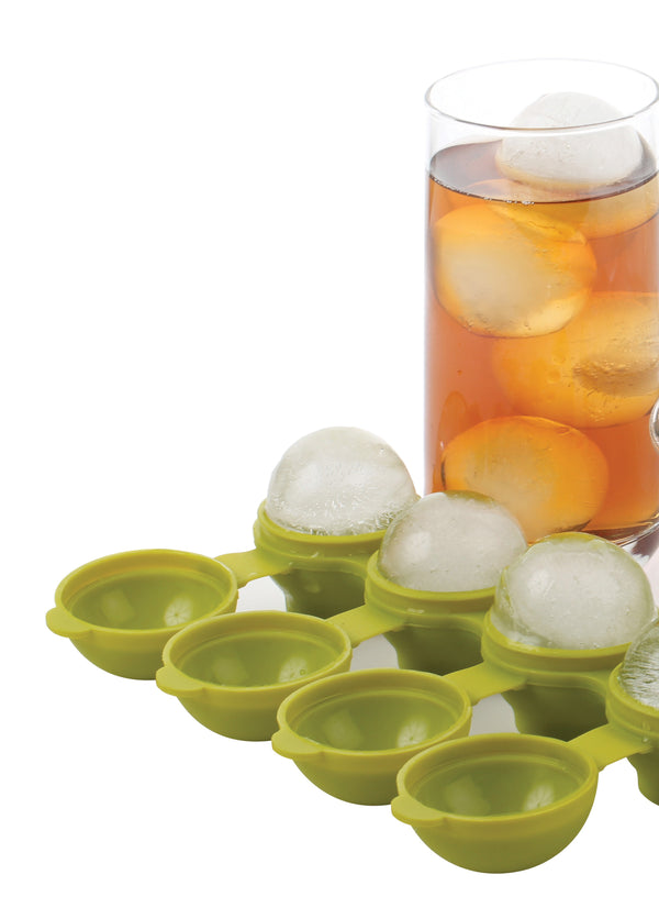 Silicone Ice Ball Tray