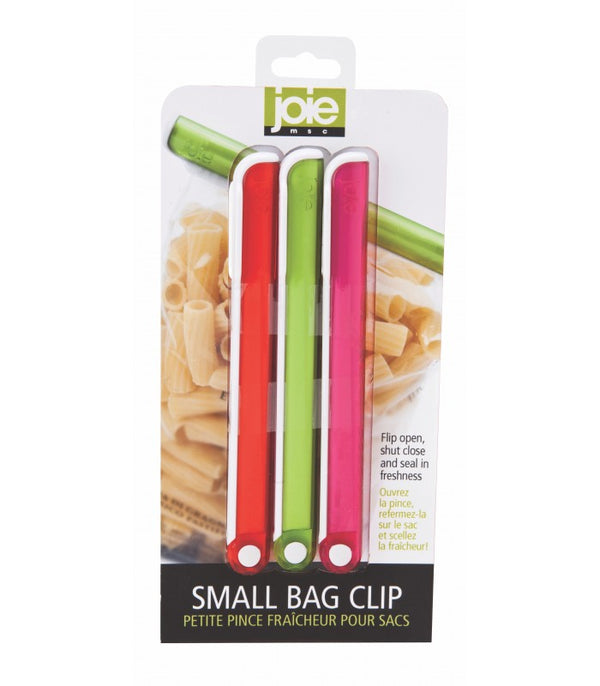 Joie Fresh Flip Small Bag Clip - 3pc set