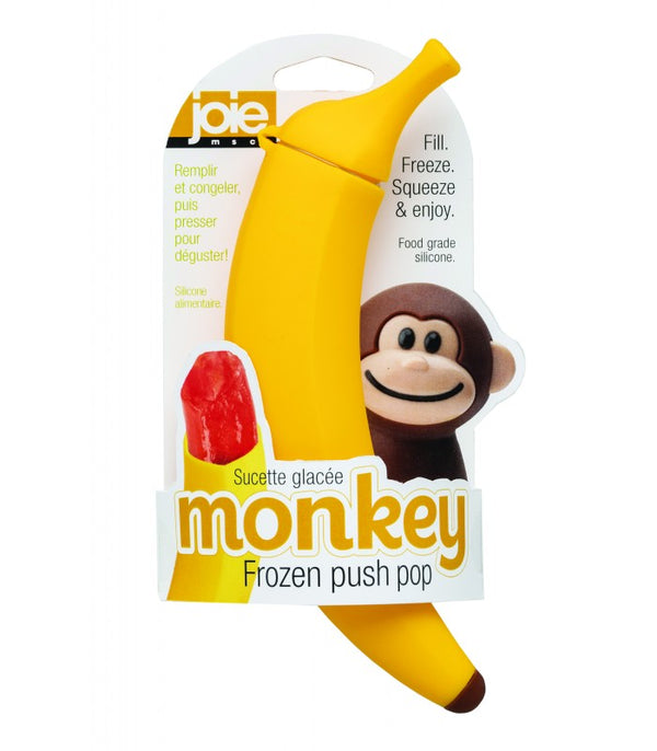 Monkey Frozen Push Pop