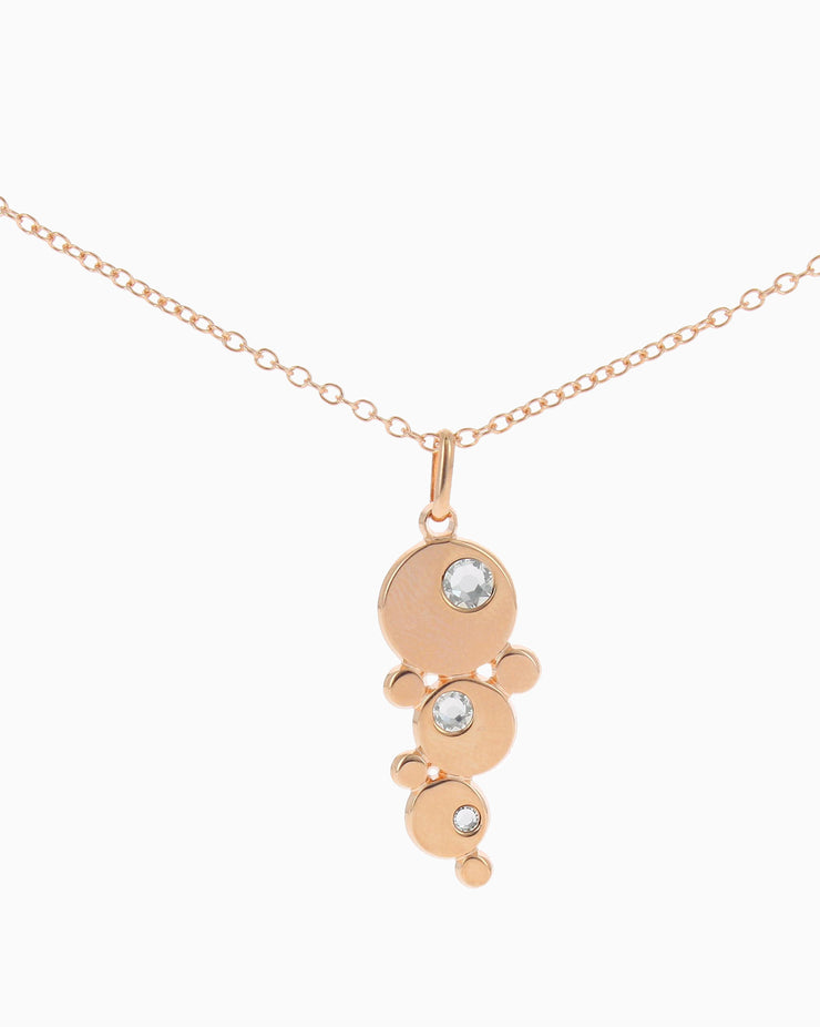 Collier bulle strasse