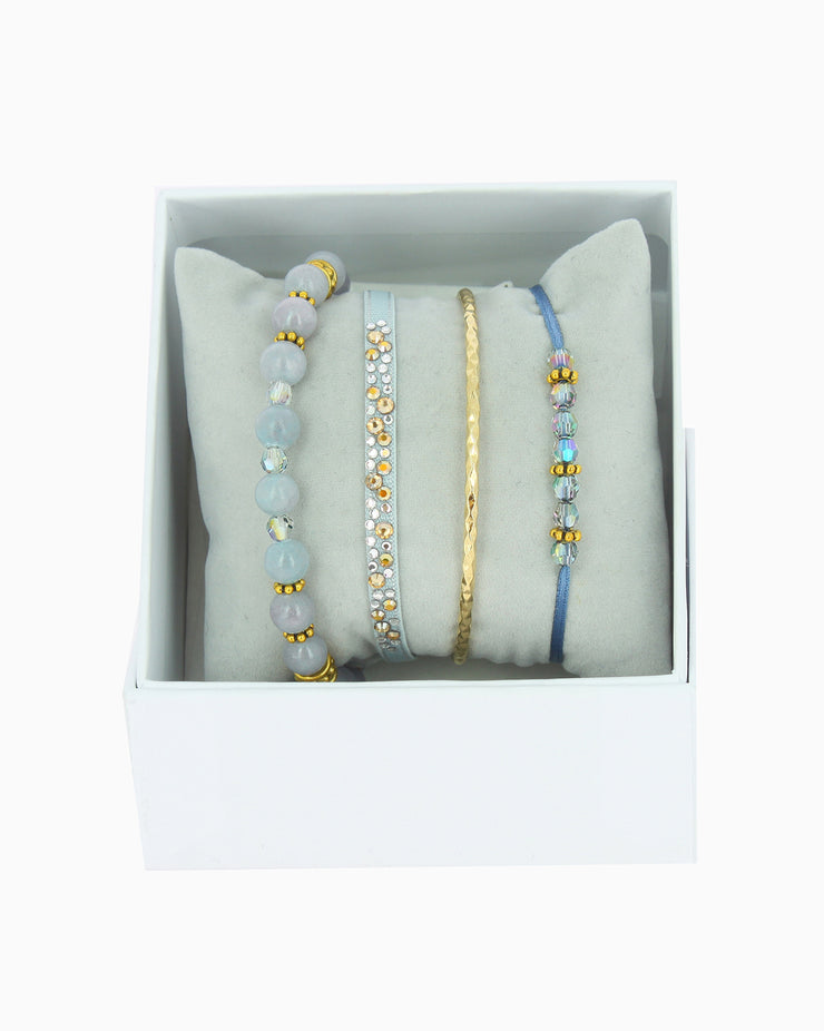Strass box bobo chic