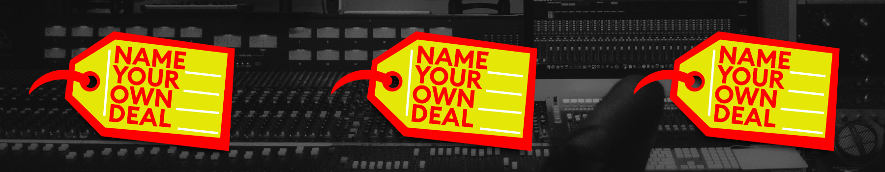 Name Your Own Deal
