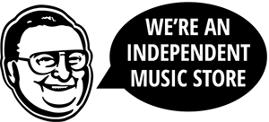 We're An Independent Music Store