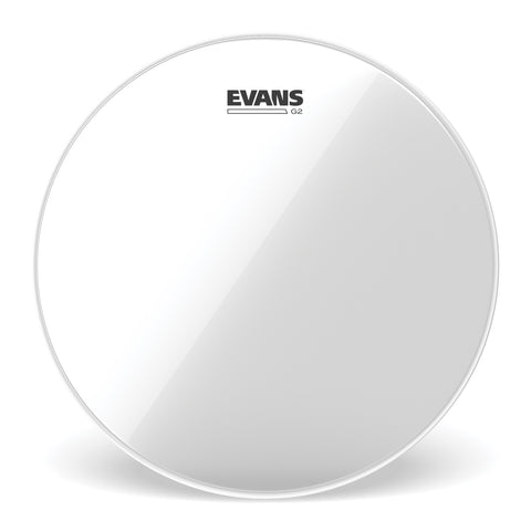 "Evans 6"" G2 Clear Drum Head - New,6 Inch"