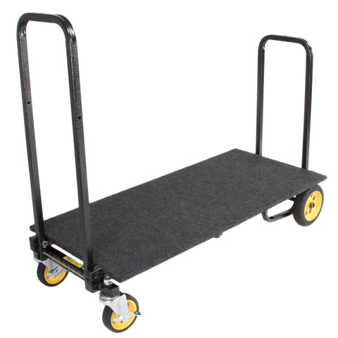 Rock N Roller RSD2 Solid Carpeted Deck For R2 Multi-Cart
