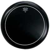 "Remo 18"" Ebony Pinstripe Drum Head - New,18 Inch"