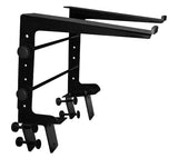 Jamstands JS-LPT100 Double-Tier, Multi-Purpose Laptop/DJ Stand