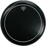 "Remo 14"" Ebony Pinstripe Drum Head"