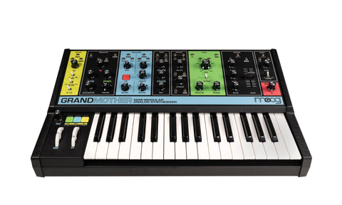 Moog Grandmother Semi-Modular Analog Synthesizer - New
