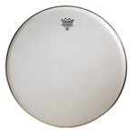 "Remo 12"" Emperor Suede Crimplock Marching Drum Head 
