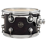 "Drum Workshop 12"" x 8"" Performance Series Rack Tom - Ebony Stain - New,Ebony Stain"