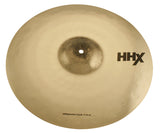 "Sabian 17"" HHX X-Plosion Crash Cymbal Brilliant Finish - New,17 Inch"