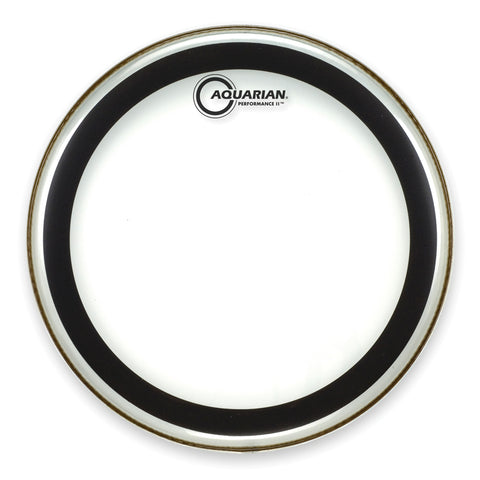 "Aquarian 8"" Performance 2 Drum Head - New,8 Inch"