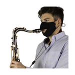 Gator Face Mask For Wind Instrument Players - Small