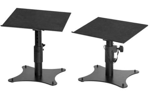 On Stage Stands SMS4500 Desktop Monitor Stands - Pair