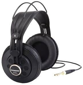 Samson SR850 SR Series Professional Studio Reference Headphones
