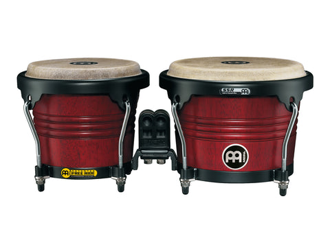 Meinl FWB190CR-M Marathon Series Bongos Cherry Red