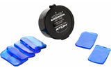 RTOM MG Moongel Drum Damper Pads - Blue