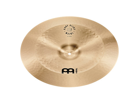 "Meinl 18"" Pure Alloy China Cymbal"
