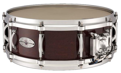 "Black Swamp MS514MD-CR 5"" X 14"" Maple Snare Drum W/ Multisonic Strainer"