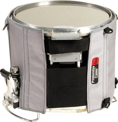 "Gator GP-MDC-24BD 14"" X 24"" 1680D Marching Bass Drum Cover"