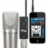 IK Multimedia iRig Pre - XLR Microphone Interface For iOS & Android