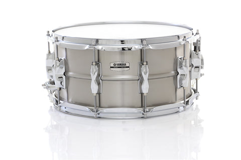"Yamaha 14"" x 7"" Recording Custom Stainless Steel Snare Drum - New"
