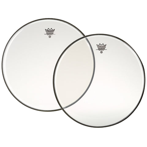 "Remo 6"" Clear Ambassador Drum Head - New,6 Inch"