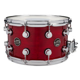 "Drum Workshop 14"" x 8"" Performance Series Maple Snare Drum - Cherry Stain - New,Cherry Stain"