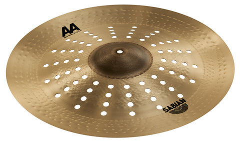 "Sabian 21"" AA Holy China Cymbal"