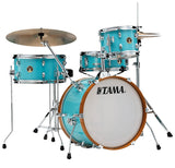 Tama Club-JAM Compact 4 Piece Shell Pack - Aqua Blue - New,Aqua Blue
