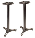 Ultimate Support MS-90/36B Studio Monitor Stands - Pair